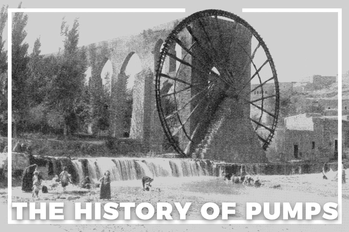 History of Pumps