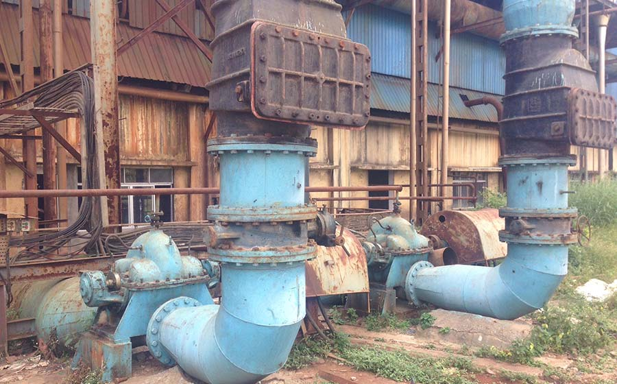 Corrosion Occur in Industrial Pumps