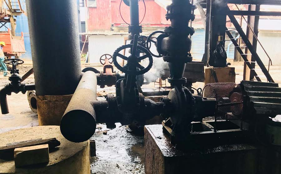 Corrosion on Your Pumping System