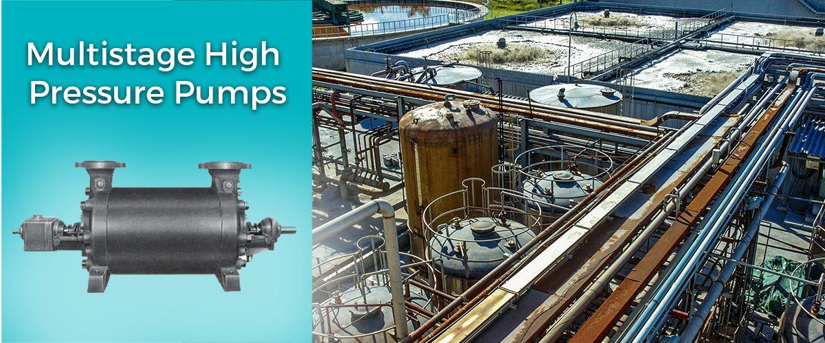 Multistage High Pressure Pump
