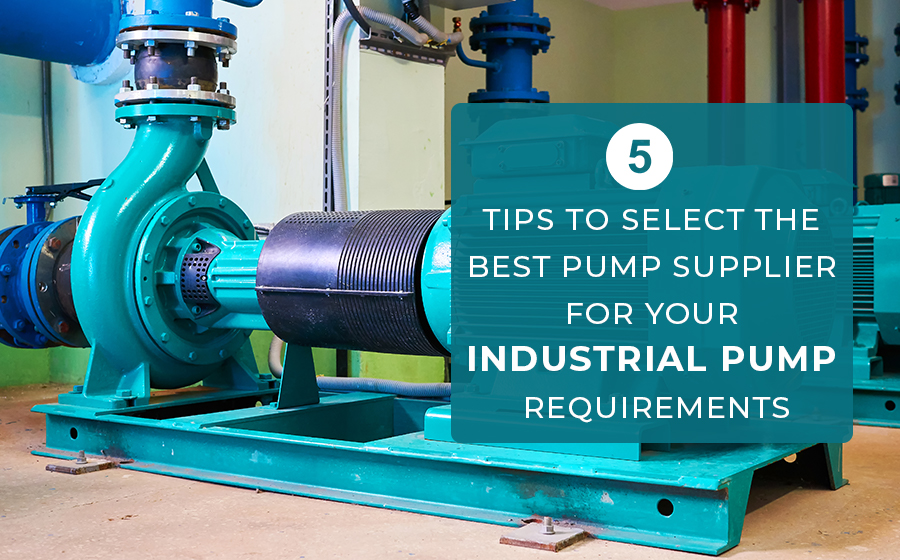 best-pump-suppliers-in-india