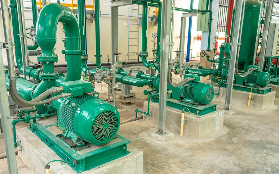 sintech pumps