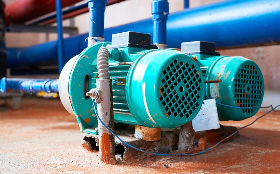 sintech positive displacement pumps