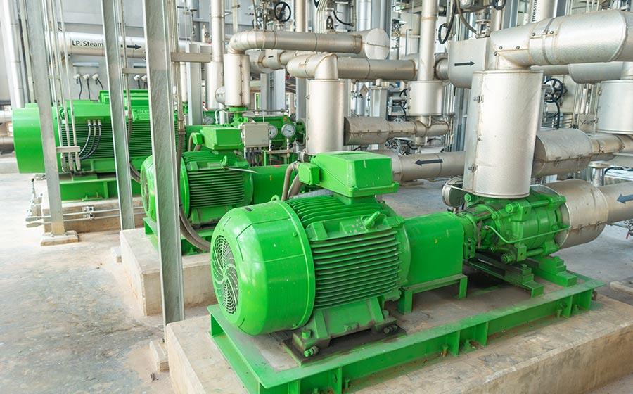 Horizontal-Multistage-Centrifugal-Pump