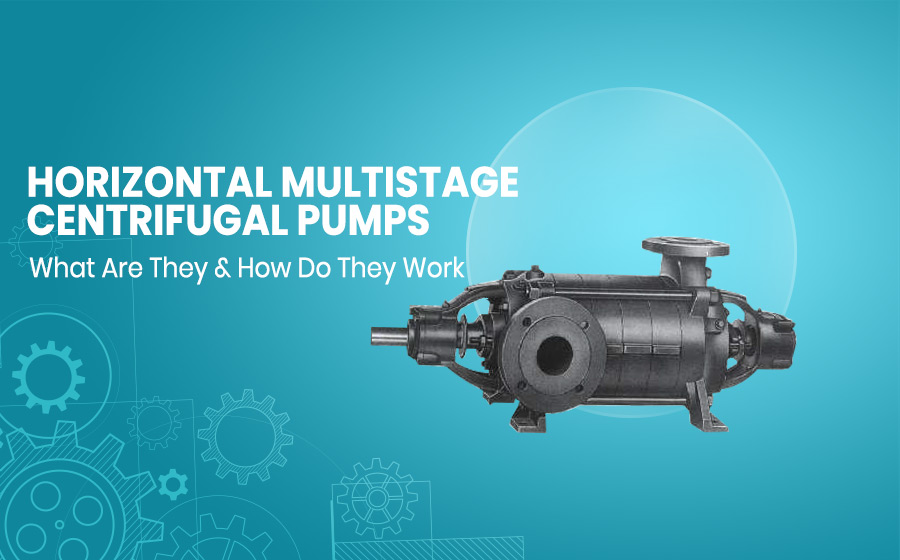 Horizontal-Multistage-Centrifugal-Pumps